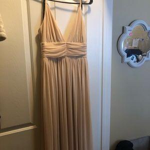Lulus floor length dress